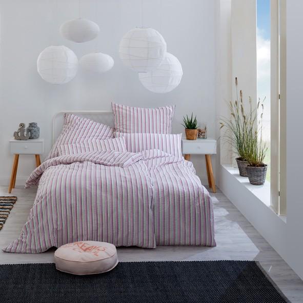 Flores 1/1 Garnitur Premium-Seersucker Atelier